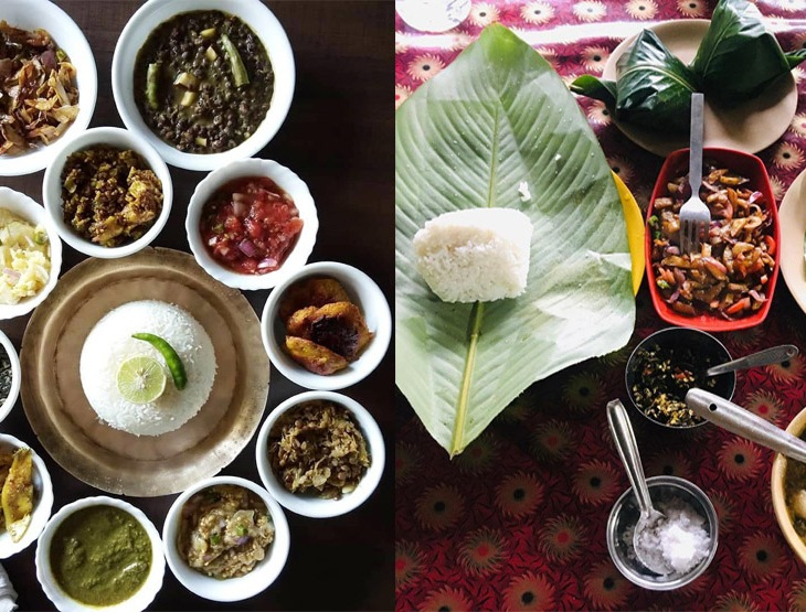 Ethnic cuisines of Assam