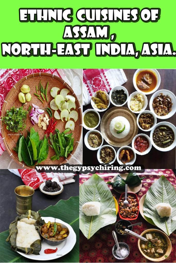 Assamese Cuisine. Restaurants in Guwahati, Assam